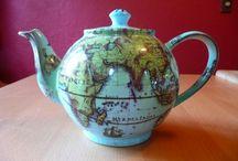 Tea Pots / by Delana Russell Gilmore