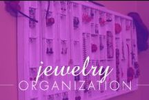 Jewelry Organization / by Inspired Silver