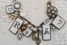ʝєωєℓяу ∂ιу / jewelry making, ideas and inspirations / by DKL  / A Vintage Charmer