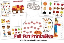 Homeschool Printables / by Karin | A Grateful Life