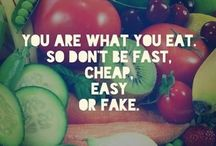 FOOD / Healthy food inspiration