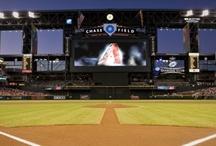 Baseball Stadiums / by Kadin Breeze