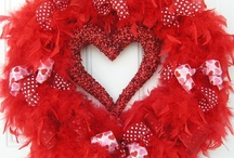 Valentine wreaths / by Tina Townley