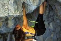 CLIMBING / Climbing information and inspiration