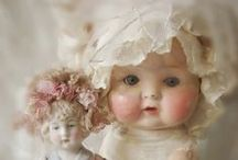 Beautiful Dolls / by Tattered Lace and Roses