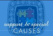 Support & Special Causes Jewelry