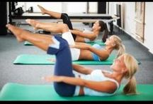 PILATES / Example Pilates Exercises and Routines