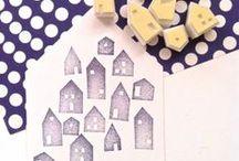Stamp creating / by Melane Hall
