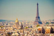 TRAVEL ♥ PARIS / by Sarah Wu