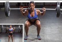SQUAT / Example Squat Exercises