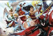 DC Comics / Super Héros