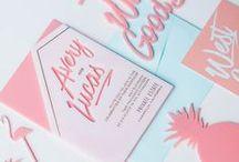 Stationery and Invitation Design / Invitation| Stationery|