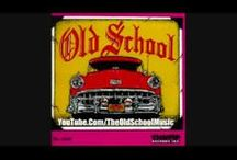 Music... I Like Ol' School / Golden Oldies from back in the day...  and maybe some newer  music I enjoy / by M. Marshall Graham