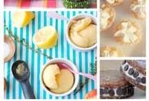 Healthy Desserts and Treats / by Nina Thornley