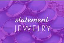 Statement Jewelry / Best most bold jewelry finds