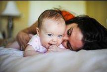 ideas for baby photos / Kivoja valokuvaideoita
