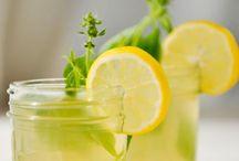 Lemonade Recipes / Creative and delicious lemonade recipes. #lemonade / by Karin | A Grateful Life