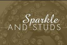 Sparkle and Studs Sale / by Inspired Silver