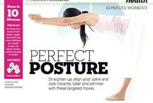 POSTURE / Perfect alignment and posture