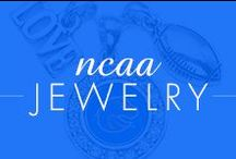 NCAA Jewelry / Represent your school with these blinged out jewels!