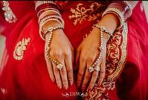Indian Wedding in Italy / Blending culture, customs, and colors - stunning patterns and pantones characterize lively celebrations for Hindu weddings where Italy offers secular locations and breathtaking backdrops.
