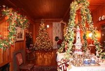Victorian Christmas / Every December during the Holidays, the folks at the Stranahan House get festive and decorate for a Victorian Christmas celebration! Four nights throughout the month of December, the Stranahan House also offers Holiday river tours. Visit stranahanhouse.org/visit/victorian-christmas for more information