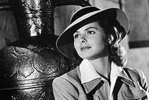 Miss Ingrid Bergman / Always a Perfect Performance / by Robyn Camack