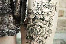 tattoos º flores