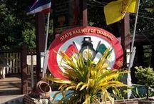 Thailand / Meine derzeitige Heimat: Thailand