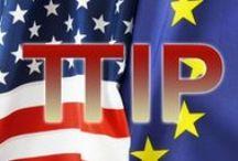 Freihandelsabkommen / TTIP, CETA, TTP usw.