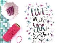 Amanda Arneill | Hand Lettering / Artist | hand lettering | business | entrepreneur | courses | how to | guide | tutorial | tips & tricks | Lettering Business Instructor