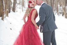 Winter Weddings in Italy / A winter wedding in Italy