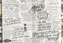 Letter Journalling