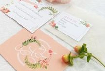 Wedding Lettering / Lettering decorations for your special day!