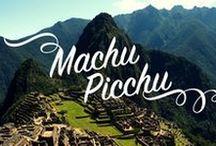 MACHU PICCHU / Finde alle wichtigen Informationen rund um deinen Besuch in Machu Picchu. Reiserouten, Buchungs-Tipps und spannende Infos über die verlorene Stadt der Inka!