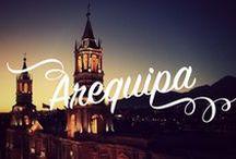Arequipa & Colca Canyon / Im Süden von Peru befindet sich Arequipa. Erfahre mehr über die sonnige Vulkan-Stadt!
