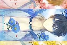 Anime and Manga: Free! / swimmers are so beautiful!