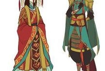 Couples Ideas II / Coppie del mondo antico, ideale per chi vuole ambientare storie nel secoli passati.