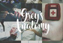 Greys anatomy!!❤️❤️❤️