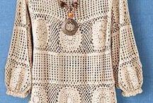 Crochet dress / Crochet And IR crochet