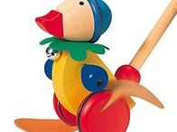 Wooden Toys / Toys made of wood. toys4mykids.com