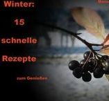 Rezepte im Winter
