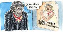 Dessin de Presse : Politique / Dessin de Presse politique par @_Esclandre_ pour lequerelleur.fr