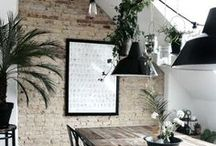 Modern Interior Design / Some examples of modern interior design that we love!
