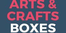 Arts & Crafts Boxes