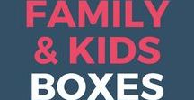 Family & Kids Boxes