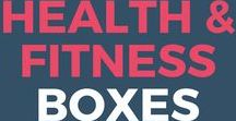 Health & Fitness Boxes
