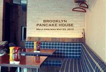 カフェ&キッチン / 自宅のキッチンをDIYしたいとき、参考になる画像を集めました。目指すはカフェ風!