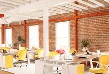 オフィス / 自社ブランディングはオフィスから♪オフィスを社風に合った雰囲気にDIYしてみませんか?そんなオフィスDIYの参考になる画像を集めました。