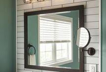 お風呂&洗面脱衣室 / バスルームや洗面脱衣室DIYの参考になる画像を集めました。